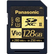 Panasonic rp sdza128ak 1