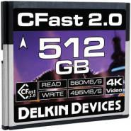Delkin devices ddcfst560512 1