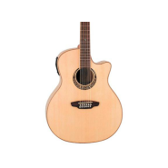 Luna guitars mus gac 12 1