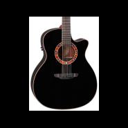 Luna guitars fau nox 1