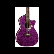Luna guitars flo pf qm 1