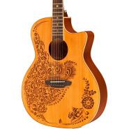 Luna guitars hen o2 cdr 1