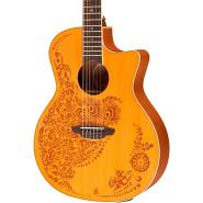 Luna guitars hen o2 nyl 1