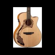 Luna guitars ocl koi2 1