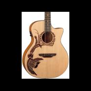 Luna guitars ocl phx2 1