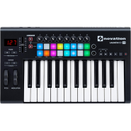 Novation launchkey 25 (mk2) 1