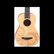 Luna guitars uke tat 6 1