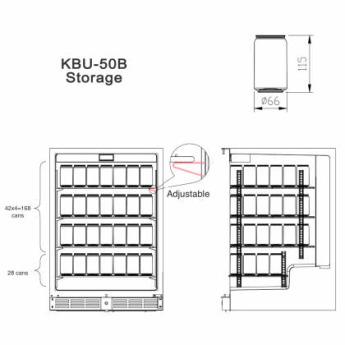 Kingsbottle kbu50combobw2 7