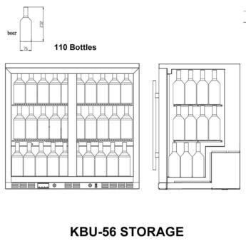 Kingsbottle kbu56asd 5