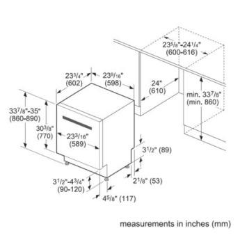 Bosch shpm65w55n 4