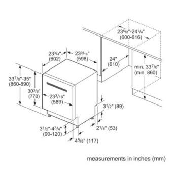 Bosch shpm78w55n 4