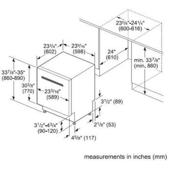 Bosch shsm63w52n 4