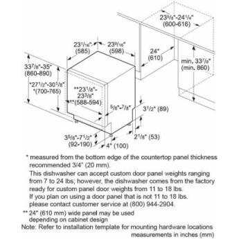 Bosch shv863wd3n 5