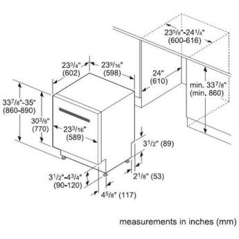 Bosch shvm63w53n 15