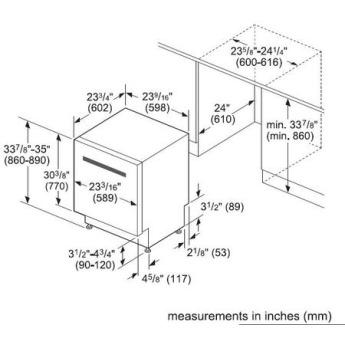 Bosch shvm63w53n 19