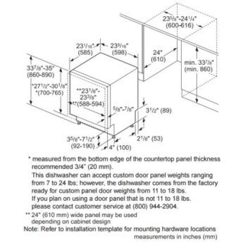 Bosch shvm78w53n 4