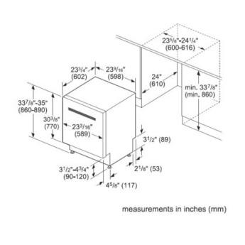 Bosch shxm78w55n 4