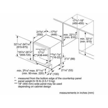Bosch spx68u55uc 24