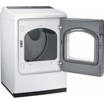 Samsung appliance dv45k7600gw 7