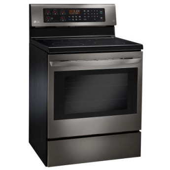 lg self cleaning oven instructions