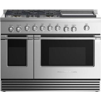 Fisher paykel rgv2485gdln 1