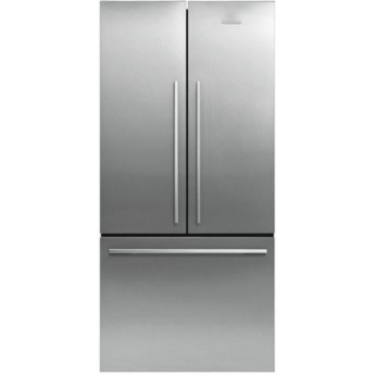 Fisher Paykel 32 Inch Counter Depth French Door Refrigerator. Model  #RF170ADX4N. Fisher Paykel Warranty. Fisher Paykel Rf170adx4n 1