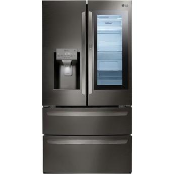 Lg lg lmxs28596d french door refrigerator 2