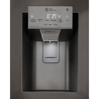Lg lg lmxs28596d french door refrigerator 3