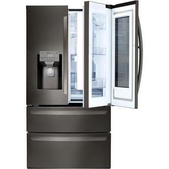 Lg lg lmxs28596d french door refrigerator 5