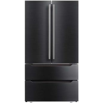 Midea mrq23b4abs 36 inch french door refrigerator 1