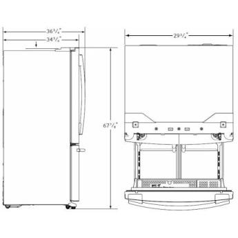 Samsung appliance rf220nctasg 9