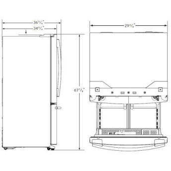 Samsung appliance rf220nctasr 13