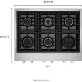 Kitchenaid kcgc506jss 9