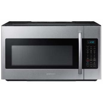Samsung appliance me18h704sfb 24