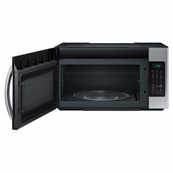 Samsung appliance me18h704sfb 36