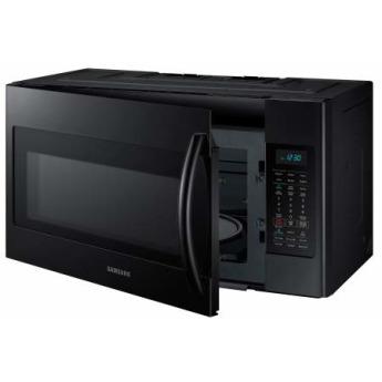 Samsung appliance me18h704sfb 4