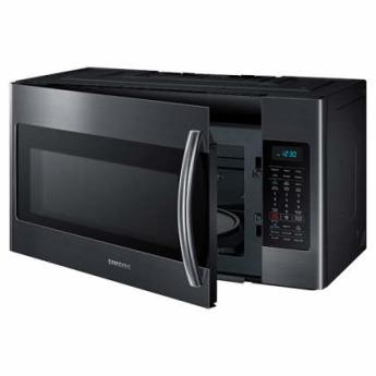 Samsung appliance me18h704sfb 89