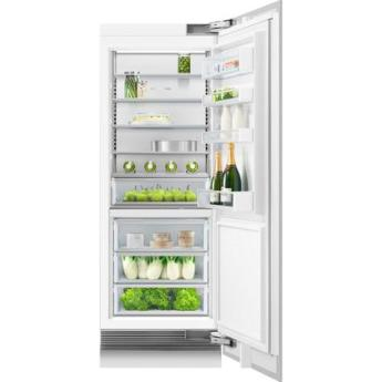 Fisher paykel rs3084srk1 30 inch built in counter depth all refrigerator 4