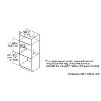 Bosch hbl5451uc 5