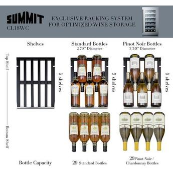 Summit cl18wccss 6