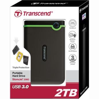 Transcend ts2tsj25m3 5