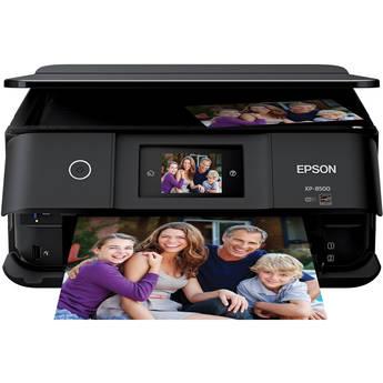 Epson Expression Premium Photo XP-8500 All-In-One Printer