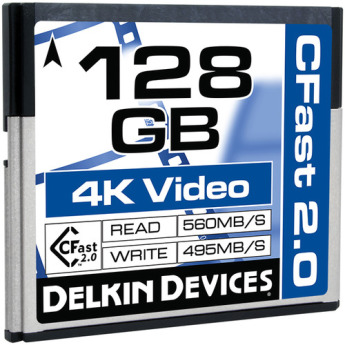 Delkin devices ddcfst560128 2