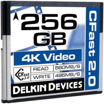 Delkin devices ddcfst560256 2