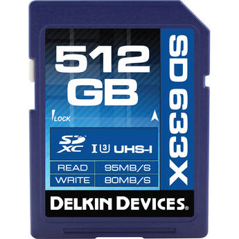 Delkin devices ddsd633512gb 1