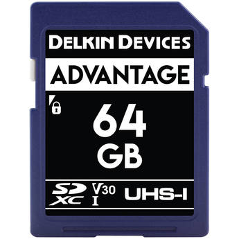 Delkin devices ddsdw63364gb 1
