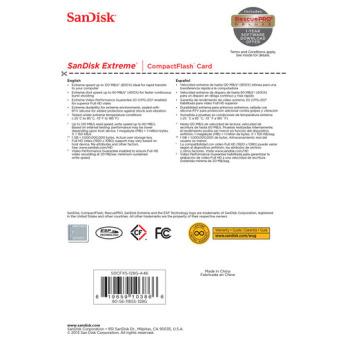 Sandisk sdcfxs 128g a46 3