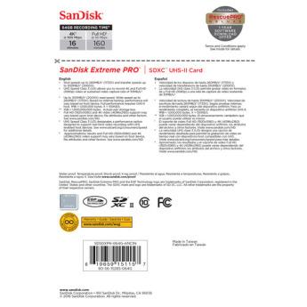 Sandisk sdsdxpk 064g ancin 3