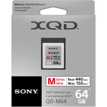 Sony qdm64 j 2