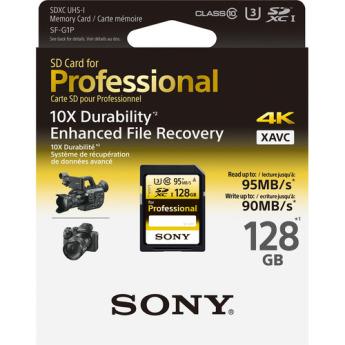 Sony sf g1p t1 4